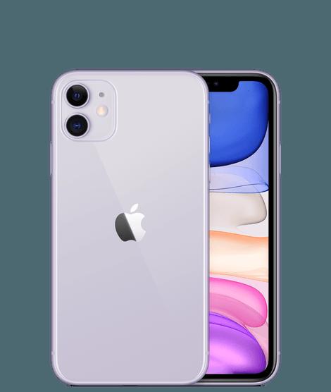 IPhone 11 64GB Purple (MWLC2)