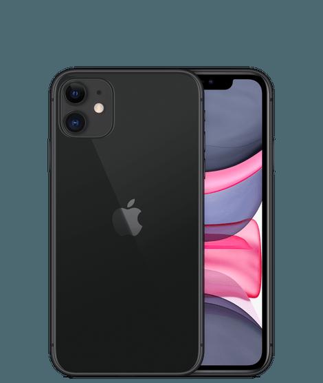 IPhone 11 128GB Black (MWLE2)
