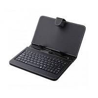 "Чехол клавиатура для ПК планшета 7"" Micro USB Черный"