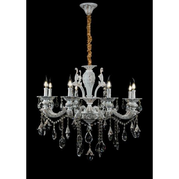 Классическая люстра с хрусталем Splendid-Ray 30-3946-52