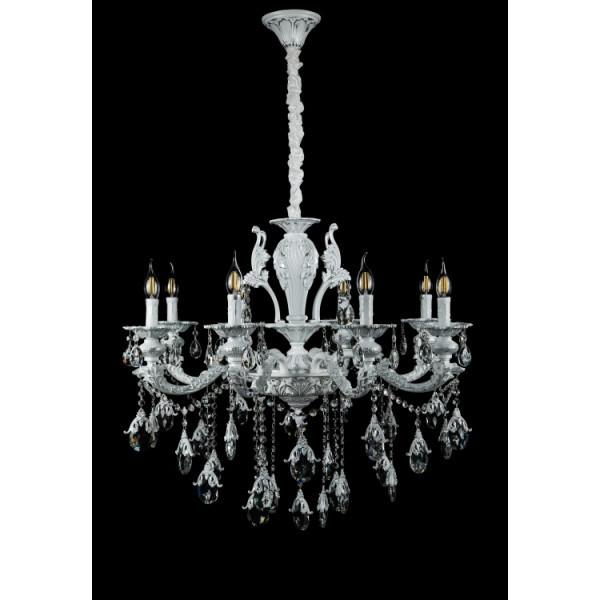 Классическая люстра с хрусталем Splendid-Ray 30-3946-69