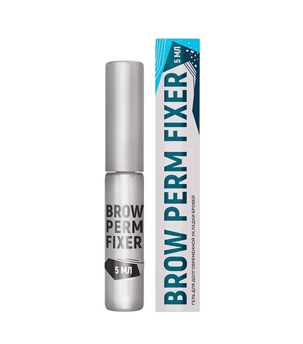 Innovator Cosmetics Brow Perm Fixer Гель для долговременной укладки бровей, 5 мл (SL-00024)