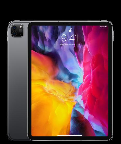 Apple iPad Pro 11 2020 Wi-Fi 128GB Space Gray (MY232)
