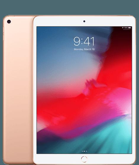 Apple iPad Air 2019 Wi-Fi 64GB Gold (MUUL2)