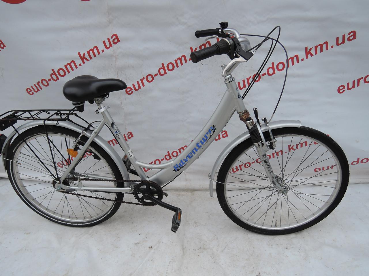 Городской велосипед Adventure 26 колеса 3 скорости на планитарке