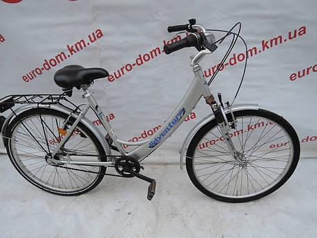 Городской велосипед Adventure 26 колеса 3 скорости на планитарке, фото 2