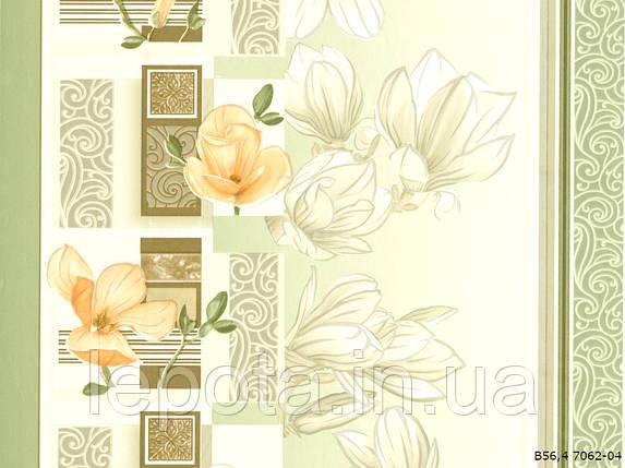 Обои бумажная мойка В56,4 Суланжа 7062-04, фото 2
