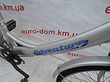 Городской велосипед Adventure 26 колеса 3 скорости на планитарке, фото 3