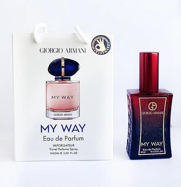 Женский мини парфюм GIORGIO ARMANI MY WAY 50 мл