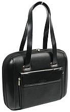 Жіноча сумка-кейс Professional для ноутбука до 12 дюймів Чорний (S605.10)