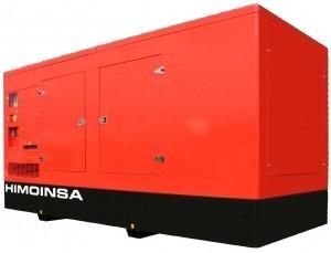 ⚡HIMOINSA HFW-250 T5 в капоте (220 кВт)