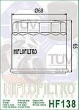 Фильтр масляный HIFLO HF138, фото 2