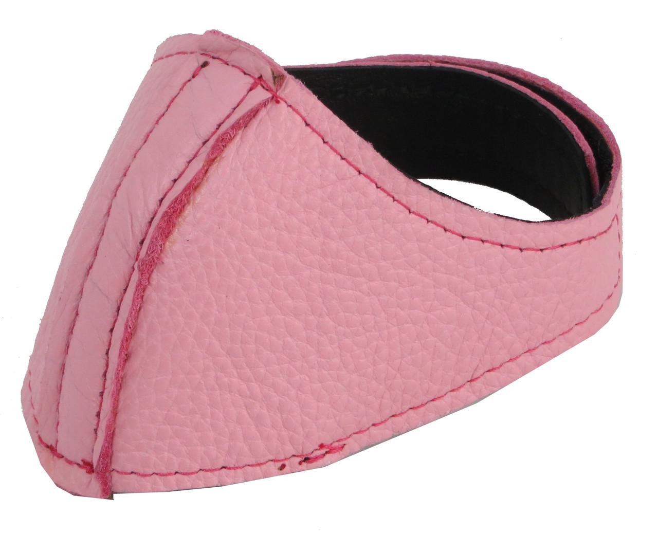 Автопятка шкіряна для жіночого взуття Рожевий (608835-11)