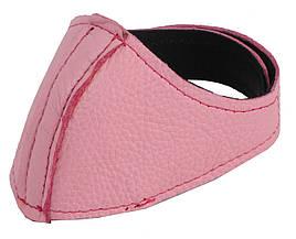 Автопятка кожаная для женской обуви Розовый (608835-11)
