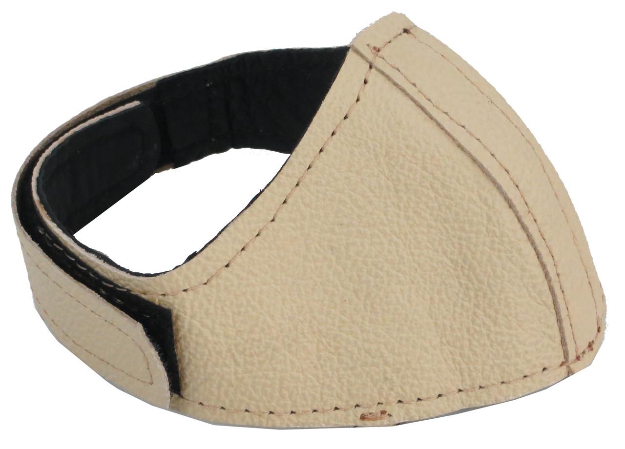 Автопятка кожаная для женской обуви Бежевый (608835-5)