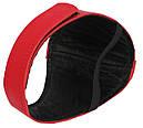 Автопятка шкіряна для жіночого взуття Червоний (608835-12), фото 3