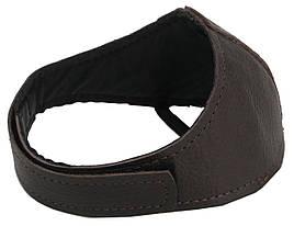 Автопятка кожаная для женской обуви Коричневый (608835-13)