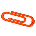 Вішалка настінна Гачок Glozis Clip Orange H-014 26 х 10 см, фото 2