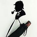 Вішалка настінна Гачок Glozis Holmes H-048 16 х 12 см, фото 4