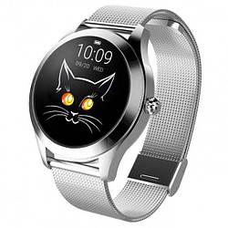 Женские наручные часы Smart VIP Lady 5077 Silver