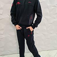 Спортивный мужской кастюм теплый Турецкий