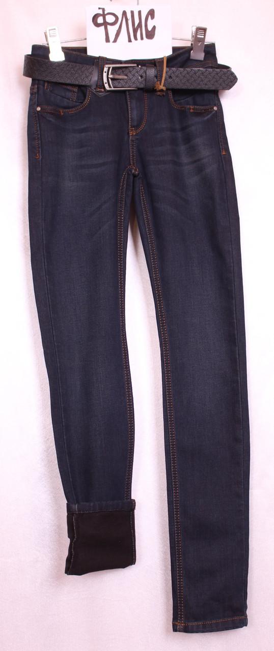 Женские  утепленные  джинсы на флисе,Турция.