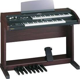 Сценічні органи і клавесини