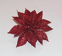 Цветок - 3 красный 6383