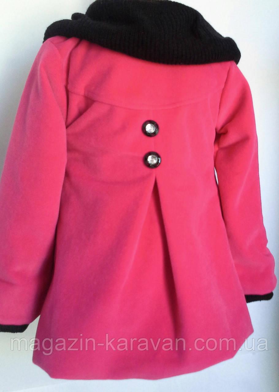 Пальто демисезонное для девочки 006