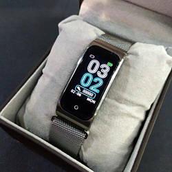 Женские наручные часы Smart Mioband PRO Silver