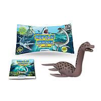 Стретч-игрушка в виде животного Морские хищники. Эра динозавров #SBABAM