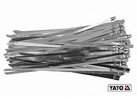 Хомут металлический универсальный 4,6х700 (упаковка 100 шт.) YATO