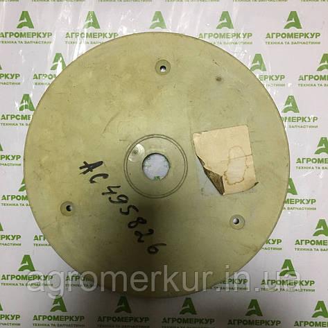 Диск колеса прикотуючого AC495826, фото 2