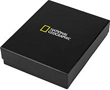 Портмоне шкіряне National Geographic N126501;33 коричневий, фото 3