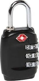 Замок з системою TSA CAT Spare Parts 80711;01 чорний