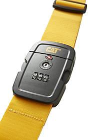 Багажний ремінь CAT Travel Accessories 83719;42 жовтий