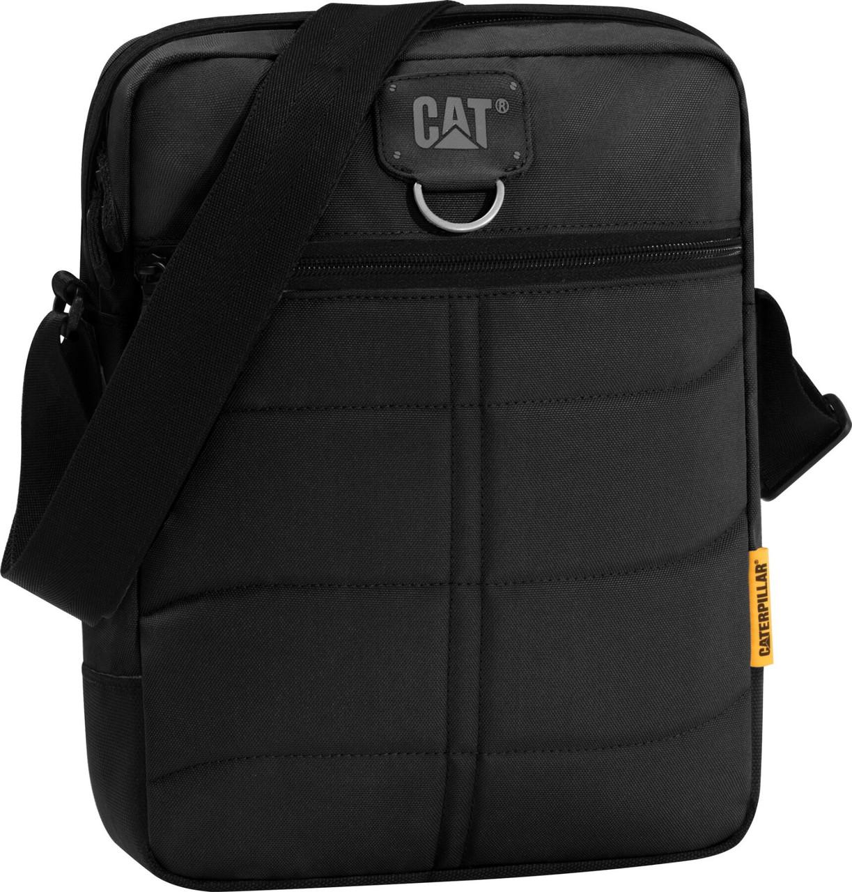 Сумка повсякденна з відділом для планшета CAT Millennial Classic 83434;01 чорний