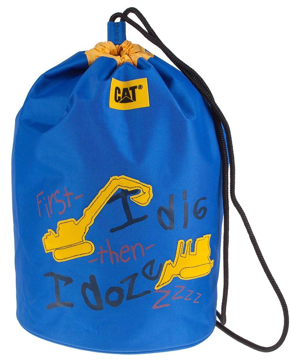 Сумка дитяча CAT Kids 82102;48 Чорний / Синій