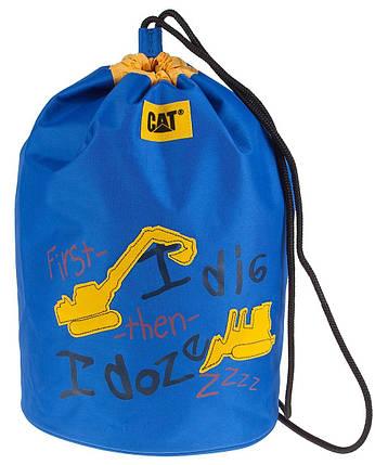 Сумка дитяча CAT Kids 82102;48 Чорний / Синій, фото 2