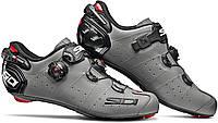 Велотуфли Шоссе Sidi Wire 2 Carbon Matt Grey - Black