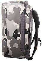Сумка - рюкзак дорожня CAT Tarp Power NG 83811;361 камуфляж, фото 2