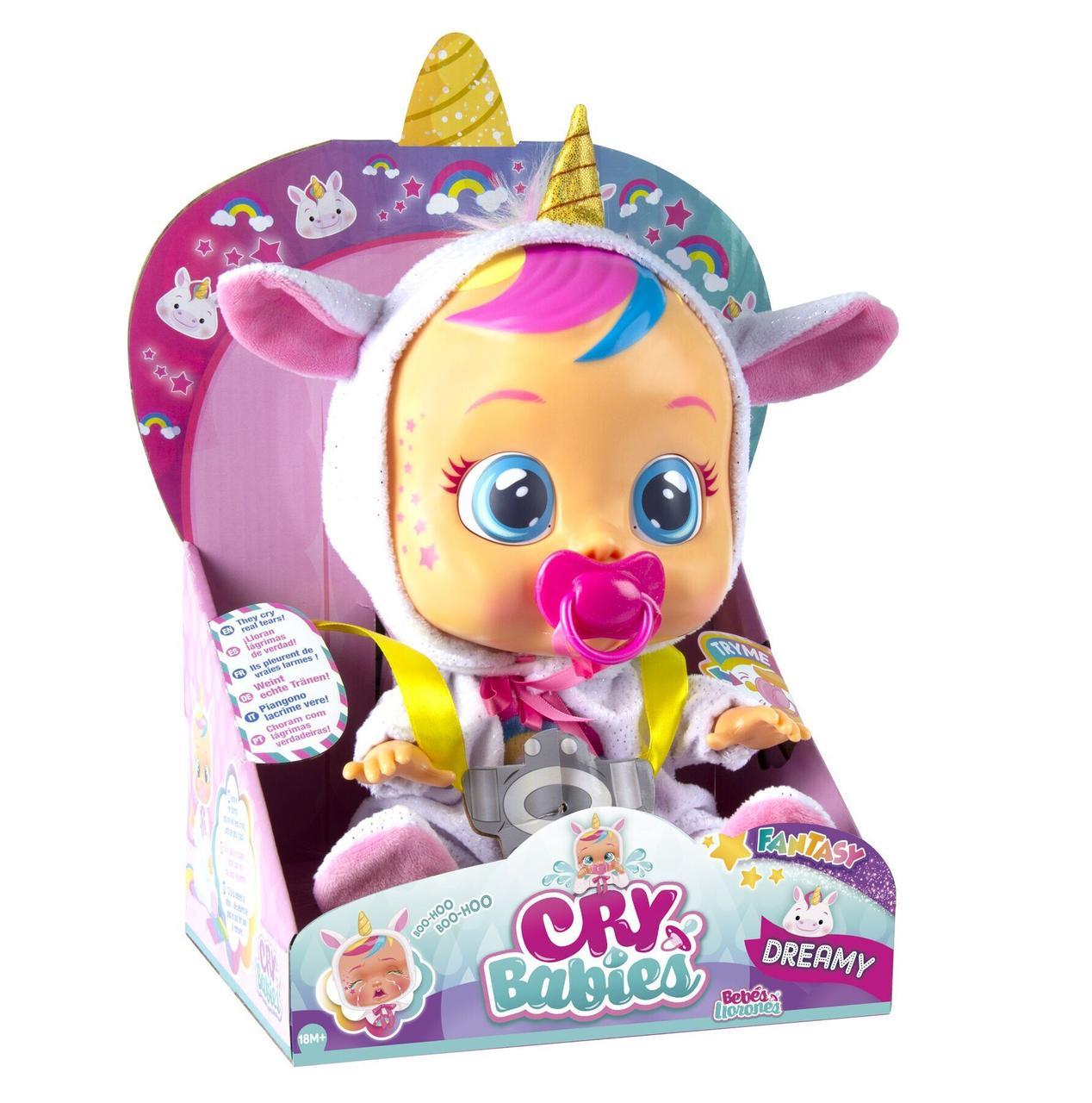 IMC Toys Лялька Cry Babies Плакса Дотті