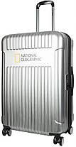 Валіза National Geographic Transit N115HA.71;23 сріблястий, фото 3