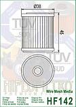 Фильтр масляный HIFLO   HF142, фото 2