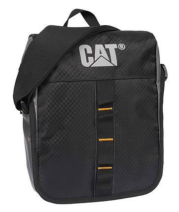 Сумка повсякденна CAT Urban Active 82558;09 Чорний сірий, фото 2