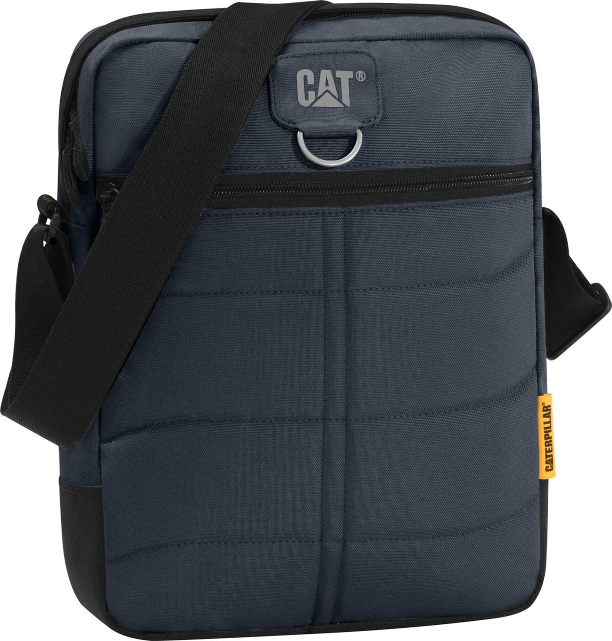 Сумка повсякденна з відділом для планшета CAT Millennial Classic 83434;215 темно-синій