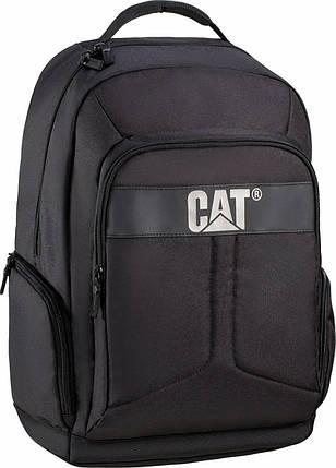 Рюкзак з відділенням для ноутбука CAT Mochilas 83180;01 чорний, фото 2