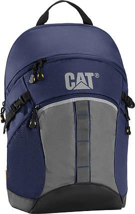 Рюкзак з відділенням для ноутбука CAT Urban Active 83306;283 Синій / Сірий, фото 2