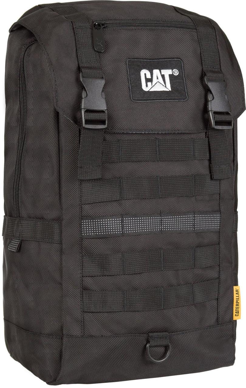 Рюкзак повсякденний CAT Combat Visiflash 83461;01 чорний