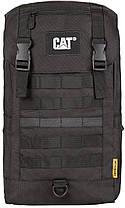 Рюкзак повсякденний CAT Combat Visiflash 83461;01 чорний, фото 2